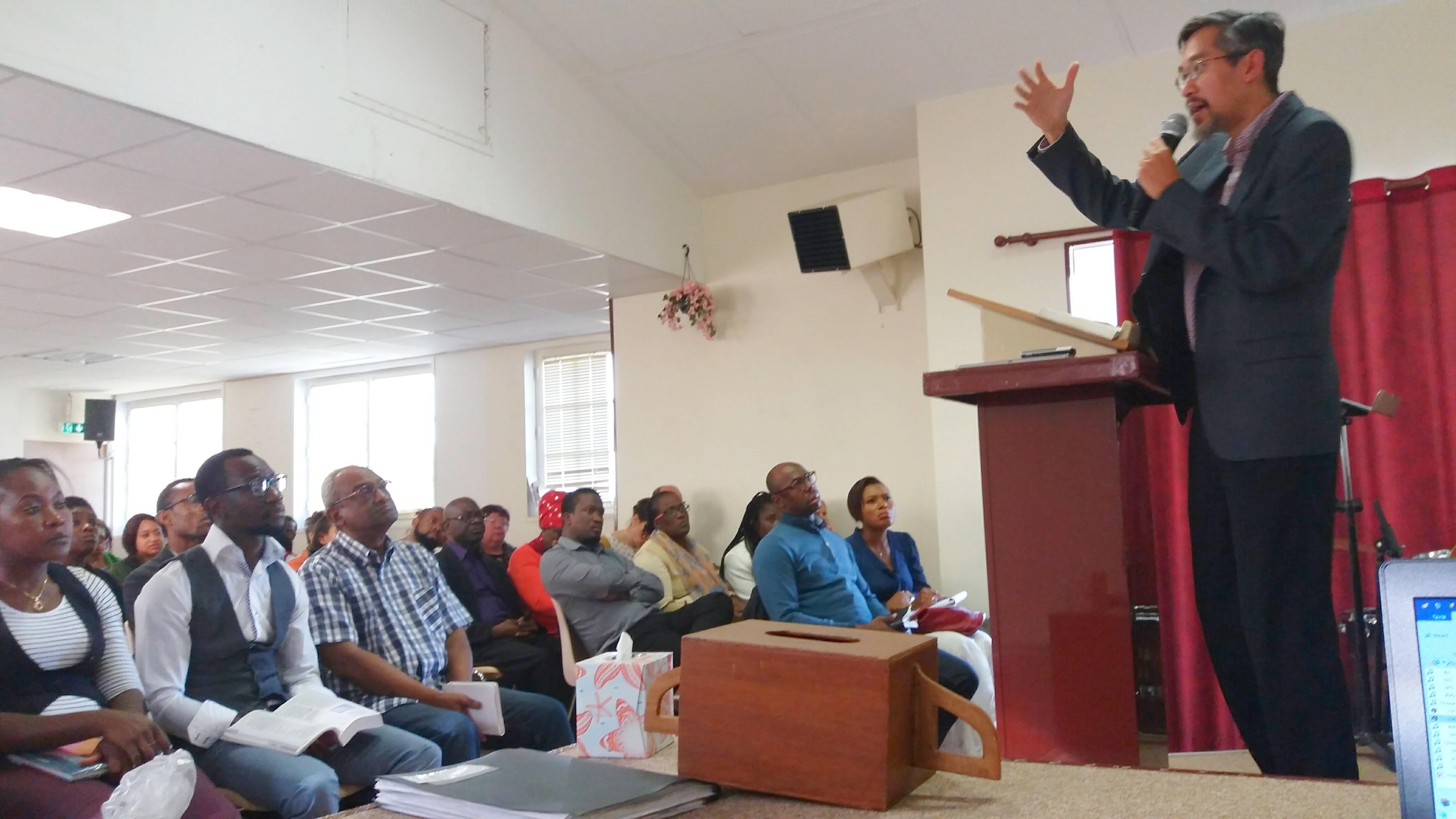 Eglise Evangélique de Gisors