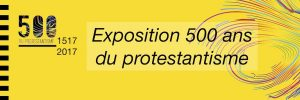 500 ans du Protestantisme